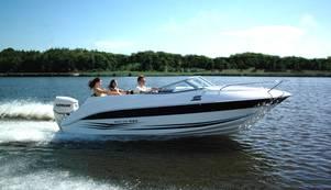 Galia Motorboote 4