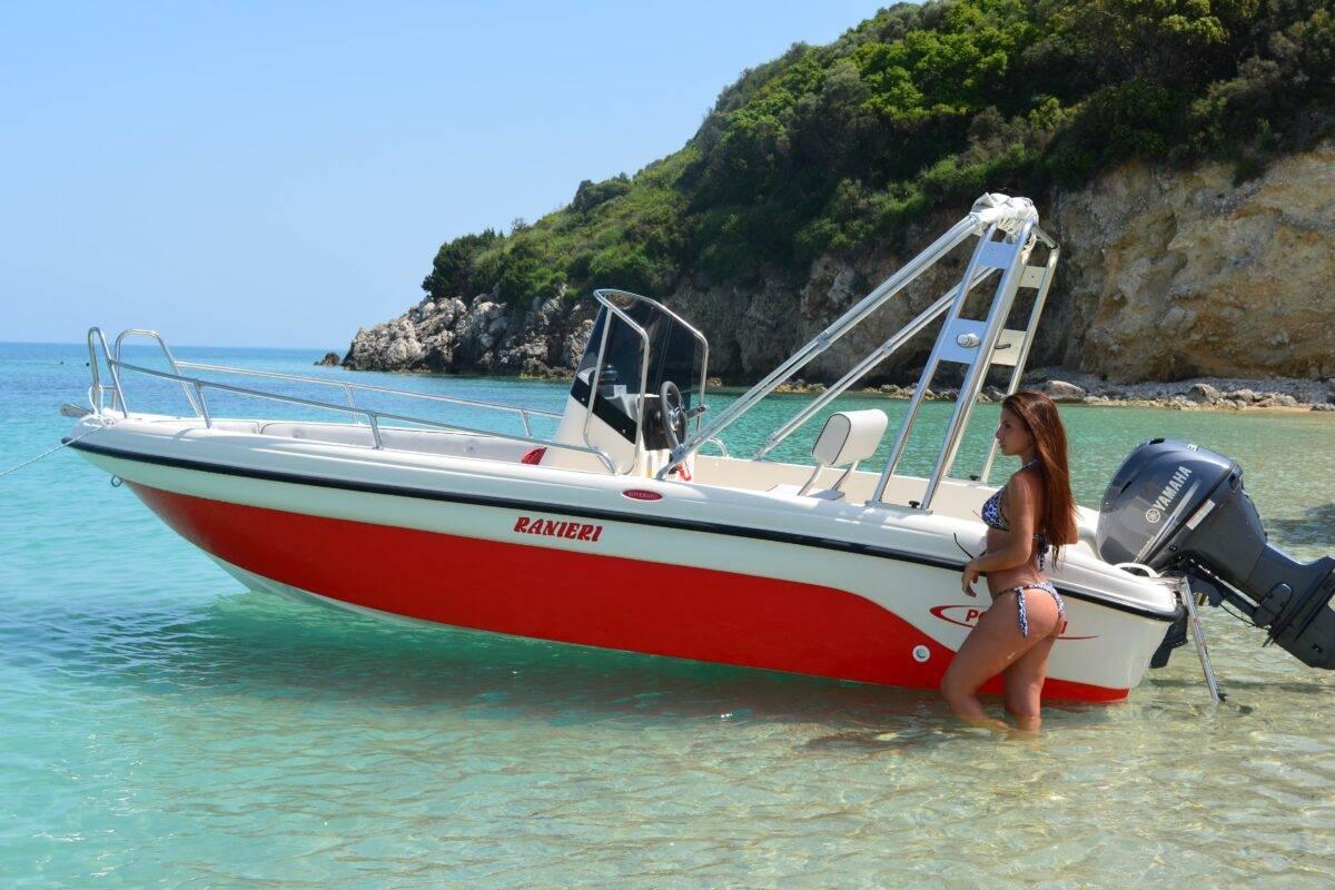 Poseidon R 540 mit 100 PS und Trailer