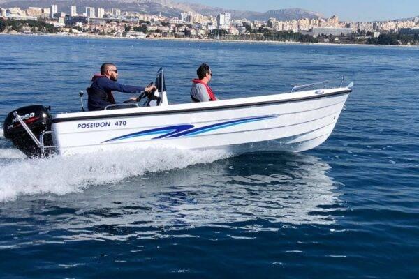 Poseidon Fish 470 T